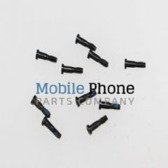 Apple iPhone 5S Bottom Screws Black - 10 pc